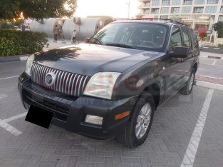 MERCURY MOUNTAINEER 2010,GCC,TOP OF THE LINE,07 SEATER SUV,4WD