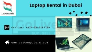 Where Can I Get Laptop Rentals in Dubai?