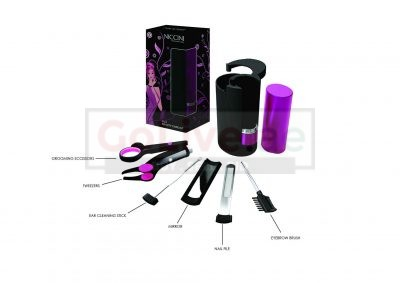6 In 1 Travel Beauty Care Grooming Kit