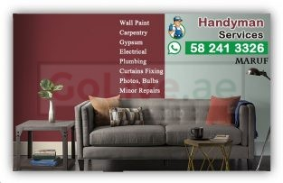 Low Cost Handyman Carpentry Painting 582413326