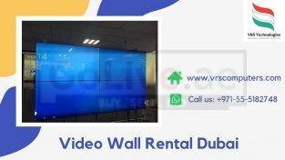 Video Wall Panel Rental Services in Dubai UAE
