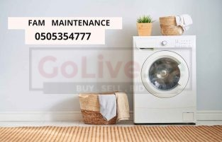 Washing Machine Repair in Al Khan Sharjah Call 0505354777