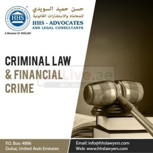 Top Criminal lawyer in Dubai and Abu Dhabi