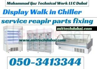 Walk in Chiller Cold Room Storage Frozen Chiller Service Repair in Dubai