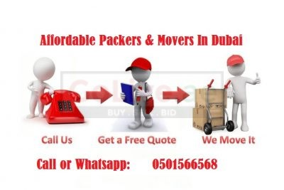 0501566568 Movers and Packers in Dubai Rent a Truck