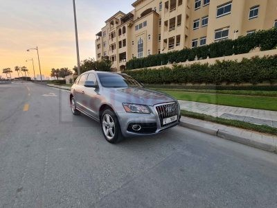 AUDI Q5 2011 , PREMIUM PLUS , TOP OF THE LINE , SLINE , QUATTRO USA IMPORTED