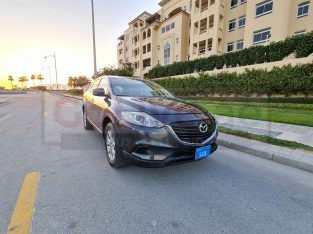 MAZDA CX9 2014 FULLY LOADED GCC SPECS 7 SEATER