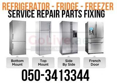 Fridge Repair Fridge Fixing Fridge Service Center in Dubai