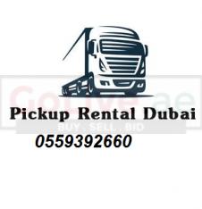 Pickup For Rent In Bur Dubai 0559392660 Mr Ali