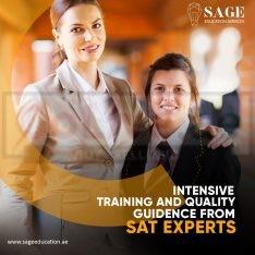 SAT classes in Dubai