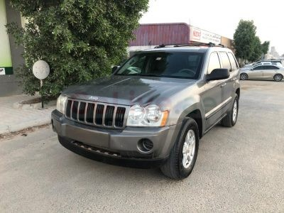 JEEP GRAND CHEROKEE LAREDO 2007 4WD IN PERFECT CONDITION