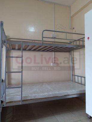 LADIES BED SPACE call Priya 0554807959 AT BURDUBAI – Indians only. BUNKER BEDS:- UP 700/-, DOWN 850/-, SINGLE BED 900/-