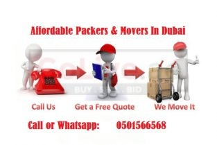 0501566568 30% Off Movers and Packers in JVC Rent a Close Truck