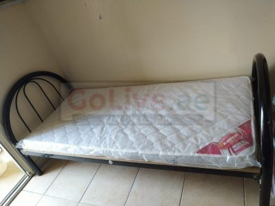 LADIES BED SPACE call Priya 0554807959 AT BURDUBAI – Indians only. BUNKER BEDS:- UP 700/-, DOWN 850/-, SINGLE BED 900/-