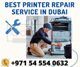 Printer Repair Dubai | Printer, Plotters, Photocopier Repair Service in Dubai | Call +971 54 554 0632