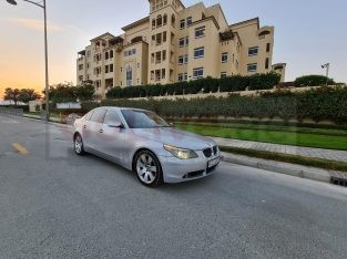 BMW 530i 2006 GCC FULLY LOADED IN PERFECT CONDITION >> NEW BATTERY <<