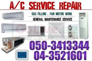 Ac Service Repair Fixing Installation Removing Shifting in Dubai