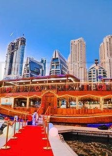 The Best Dhow Cruise Dinner Deals in Dubai