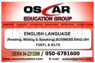 Spoken English Courses In Dubai – 0506781600