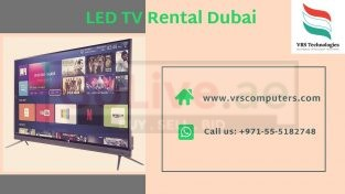 Innovative LCD & LED TV Rentals in Dubai