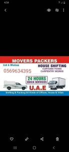 Movers and packers 056 96 34 395