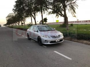 TOYOTA COROLLA 2013 1.8L FULLY AUTOMATIC FOR SALE