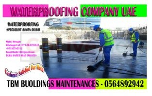 Roof Water proofing service