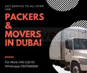 0501566568 Self Storage , Movers in Dubai,Single item,Home,Office,Villa movers in Dubai with close truck