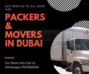 0501566568 Self Storage , Movers in Dubai,Single item,Home,Office,Villa movers in Dubai with close truck