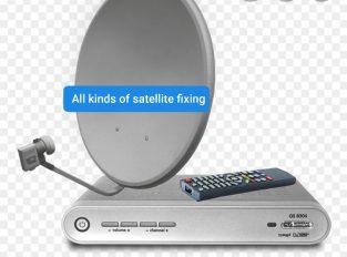 Satellite Dish installation sharjah Dubai 0527693127
