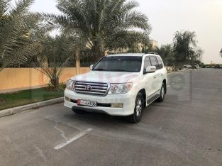 TOYOTA LAND CRUISER 2011 , V6, GXR WELL MAINTAINED FOR SALE