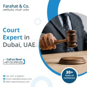Hire Court Expert UAE- Call us today for Expert Witness