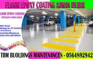 Epoxy Floor Paint Company in Dubai Ajman Sharjah