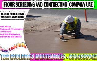 Floor Interlock Fixing Contractor in Dubai Sharjah Ajman