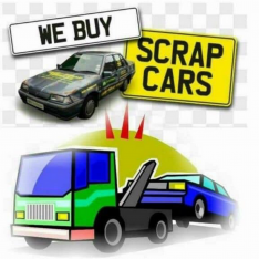 SELL ANY SCRAP CAR AT YOUR DOORSTEP CALL 050 2134 666