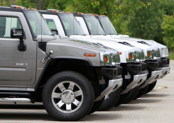 MARHABA USA HUMMER USED PARTS DEALER IN UAE