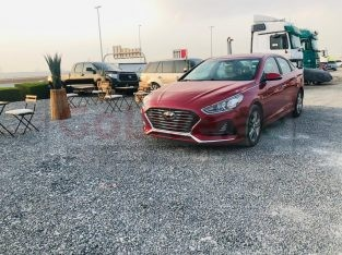 Hyundai Sonata 2018 , FUlly Automatic , LCD , Camera , Limited Edition , USA SPECS