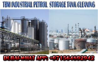 Oil & Gas Storage Tank Cleaning Services