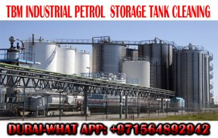 Middle East's storage Oil Tank Cleaning Service