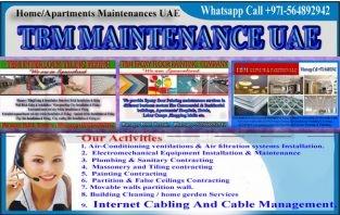 Industrial Warehouse Maintenance & Repairing Services Company Ajman Dubai Sharjah