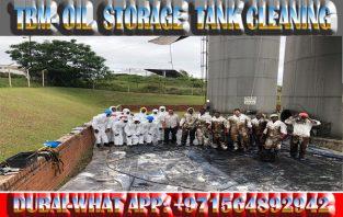HFO & Cargo Hold storage Tank Cleaning Services Ajman Fujairah, sharjah dubai