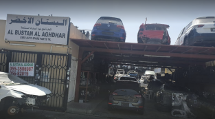 AL BUSTAN AL AGHDHAR USED SPARE PARTS TR ( USED PARTS DEALER SHARJAH MARKET )