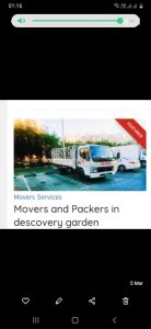 MOVERS PACKERS SERVICE in Dubai
