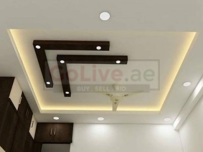 GYPSUM CEILING COMPANY IN DUBAI 055-7274240