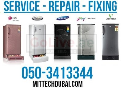 Fridge Repair Fridge Fixing Fridge Cleaning Maintenance in Dubai