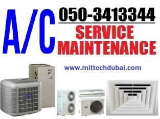 Air Conditioner Ac Service Repair Center Workshop in Dubai