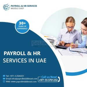 Hire a HR & Payroll outsourcing Service in UAE
