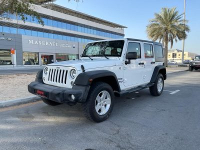 Jeep Wrangler Sport Unlimited 2015 Call or Whatsapp: 0505691262