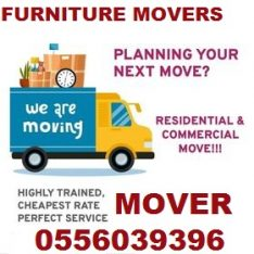 ZUBAIR MOVERS FURNITURE DELIVERY 05560 39 396