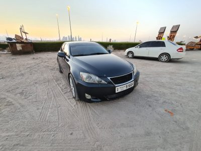 LEXUS IS250 2008 MANUAL TRANSMISSION PERFECT CONDITION